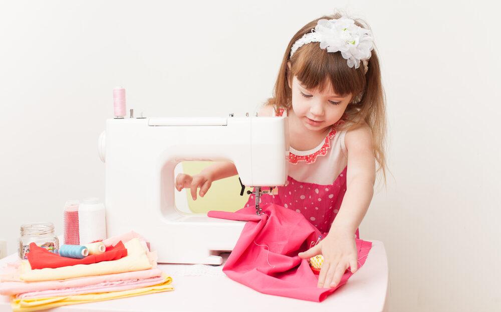 5 najlepszych maszyn do szycia dla dzieci ranking