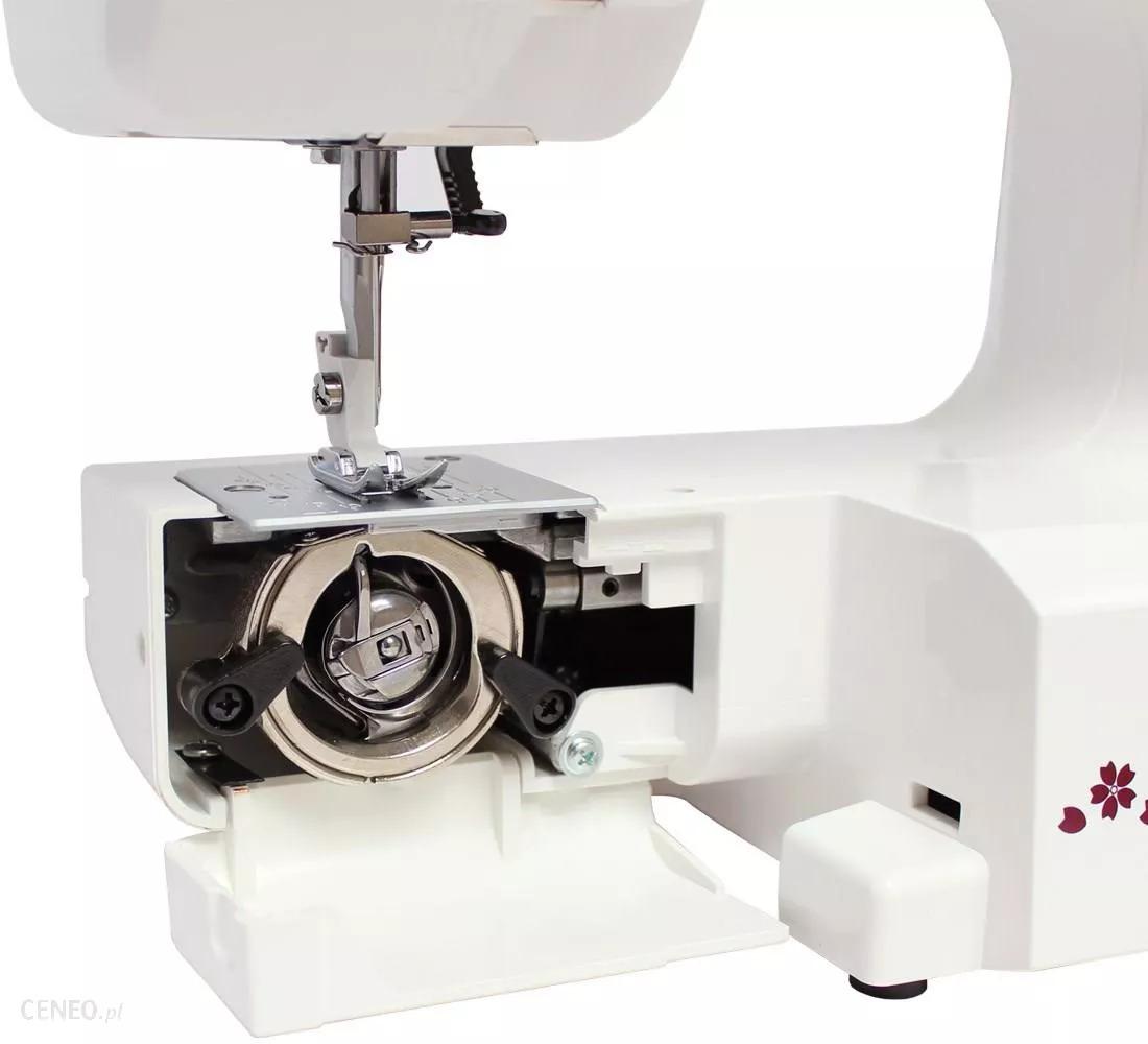 Maszyna Janome Juno chwytacz wahadłowy